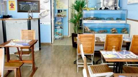 restaurant - Au Gré des Marées - Clis