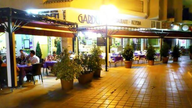 Pizzeria Garden exterior