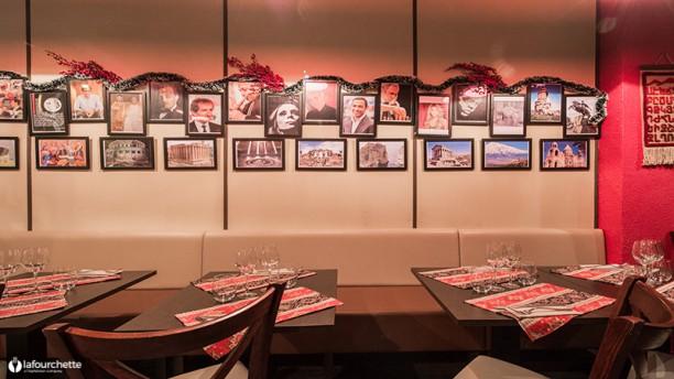 Restaurante cilicie le restaurant en bordeaux men - Restaurant viroflay le verre y table ...