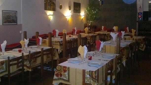 Wadina Salle du restaurant