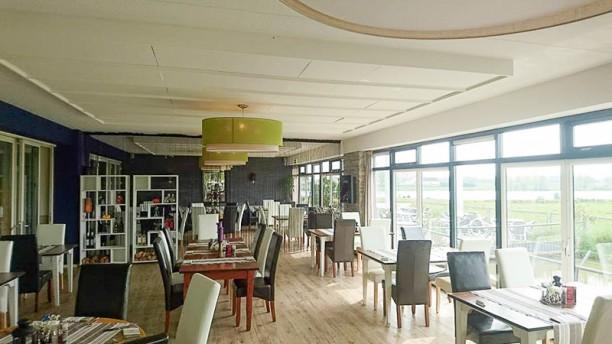 De Blaauwe Kamer Restaurant