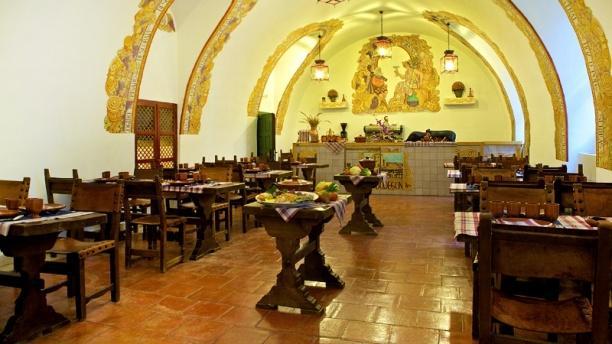 Restaurante El Bodegón - Parador de Chinchón Sala restaurante