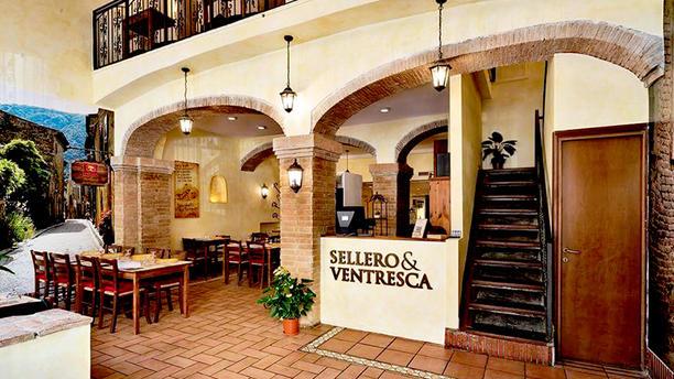 Sellero & Ventresca Due Interno ristorante