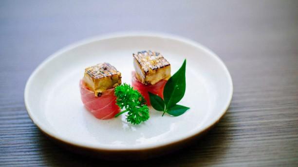 ZUR Culinária Japonesa Prato