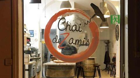 La Cave Chai deZ' amis, Bordeaux