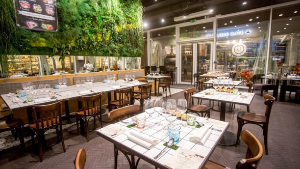 Italia Gourmet Vista sala