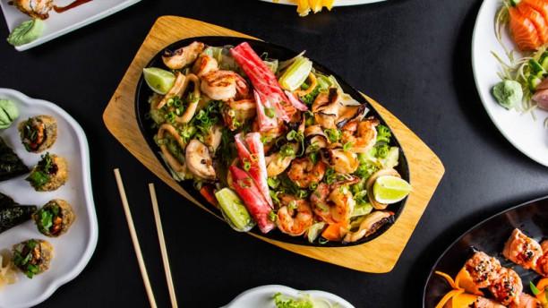 Sushi Nodawa - Ipiranga Sugestão do chef