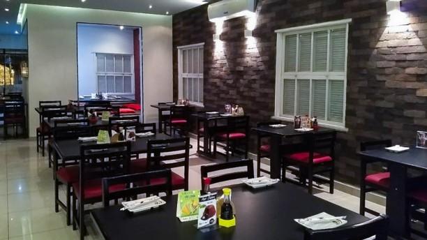 Sushi Nodawa - Ipiranga Vista da sala