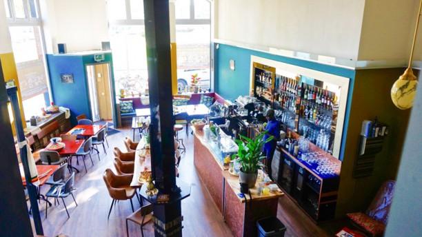 Injera Habesha Het restaurant