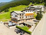 Ristorante dell'Hotel Chalet Des Alpes
