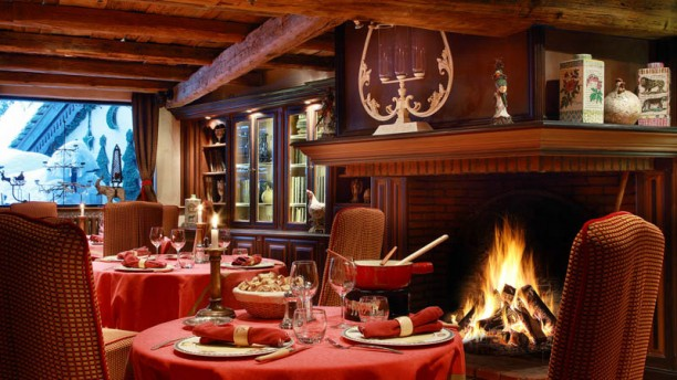 Restaurante la table du lana en saint bon tarentaise for La table du 9