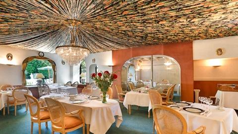 restaurant - Les Rois de France - Chémery