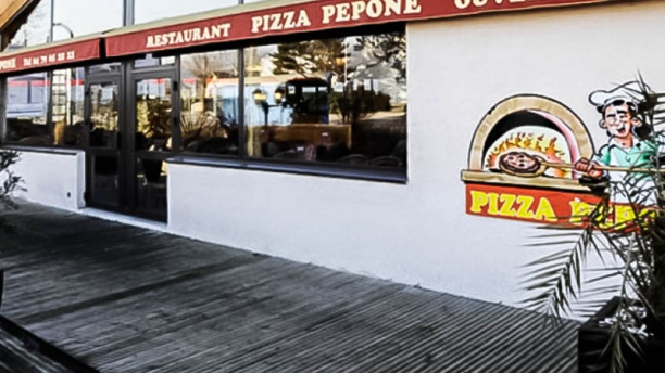 Pizzeria Pepone exterieur