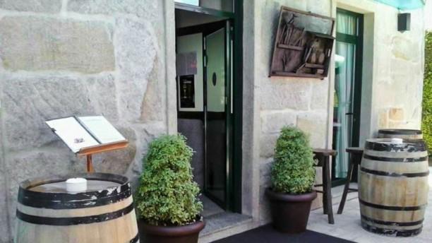 Casa Rivero Vista entrada