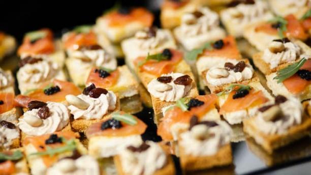 Gastro Café Valentín sugerencia del chef