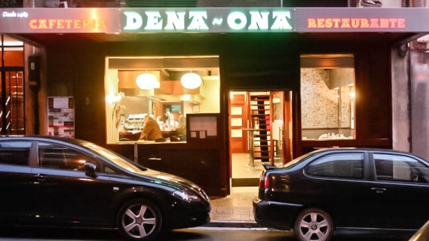 Dena Ona Vista entrada