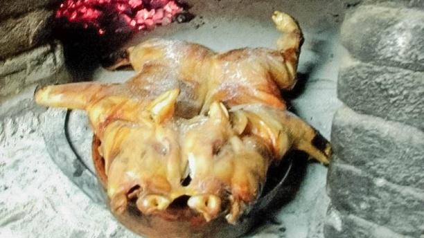 El yantar de pedraza in pedraza restaurant reviews menu - El yantar de pedraza ...