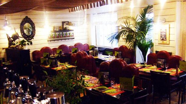 Le Cosy Salle de restaurant