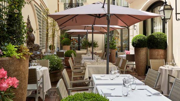 Le Restaurant Boudoir Terrasse