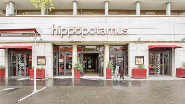 Hippopotamus Paris Cour Saint Emilion 12e Devanture