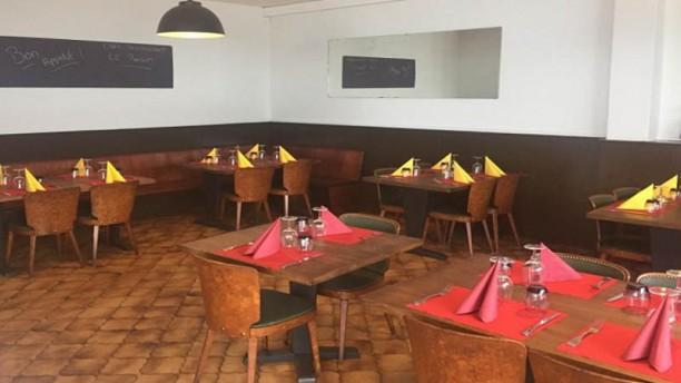 Café du Raisin Vue de la salle