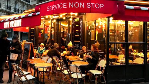 Café Gustave Devanture