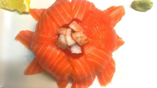 Kya Restaurant Japanese Cuisine Chiraschi di salmone