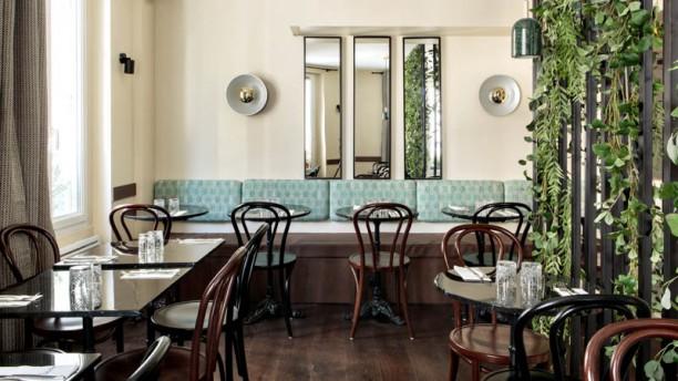 Polette Levallois Salle du restaurant