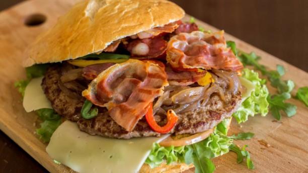Dreams Burger Prato