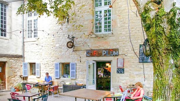 Café Plum Patio