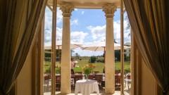 Château Pomys - Restaurant Côté Parc