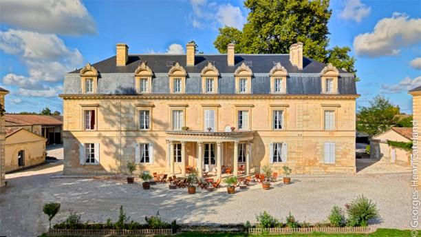 Chateau De Cabezac Restaurant