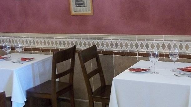 Zaragoza 64 Vista de las mesas