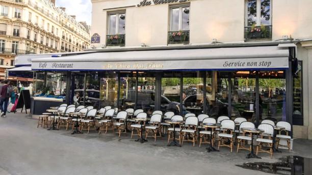 Restaurante Au Chien Qui Fume En Paris Men 250 Opiniones Precios Y Reserva