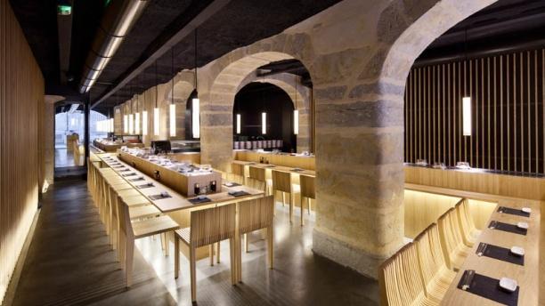 matsuri lyon presqu 39 le restaurant 7 rue de la. Black Bedroom Furniture Sets. Home Design Ideas