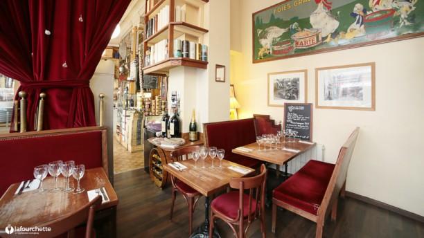 Comptoir de la gastronomie in paris restaurant reviews - Au comptoir des cotonniers ...