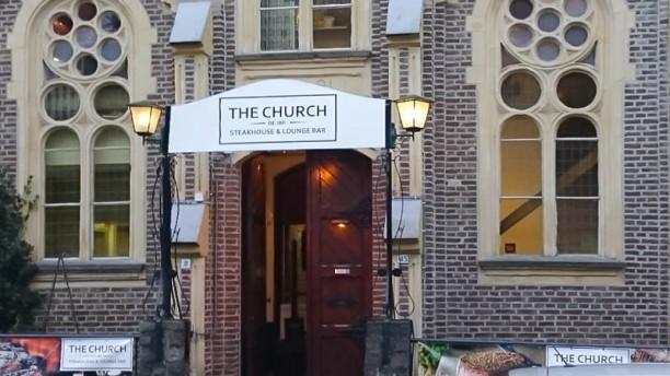 The Church Ingang