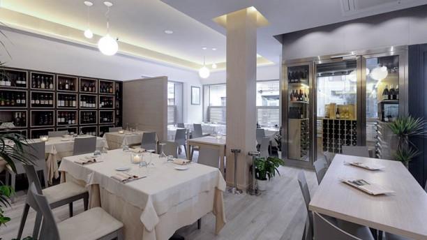 Le Tartare Cucina & Vini Vista sala