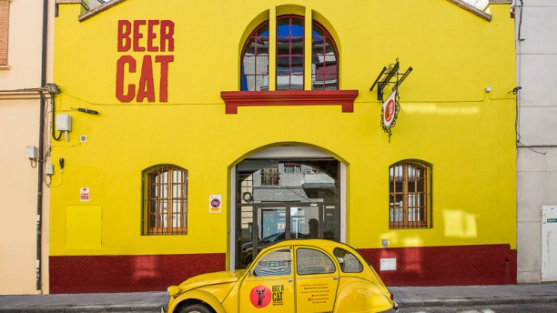 Beercat Fachada