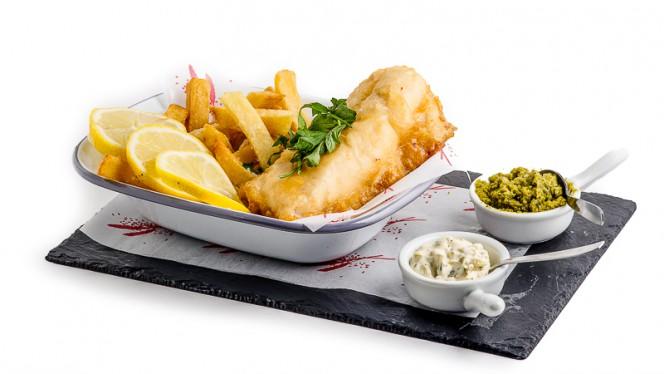 fish & chips - Beercat, Vilafranca Del Penedes