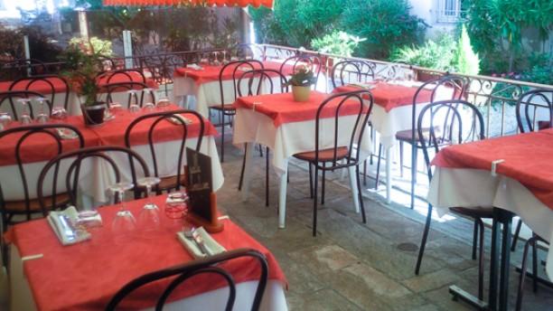 Luna Caffé Terrasse