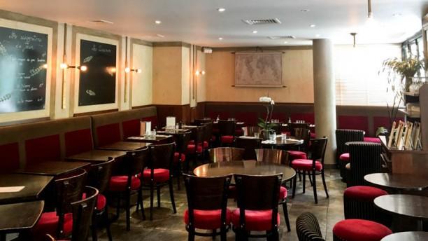 Le Café de Pauline Intérieur