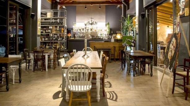 Roberto Restaurant & Bistrot Sala interna