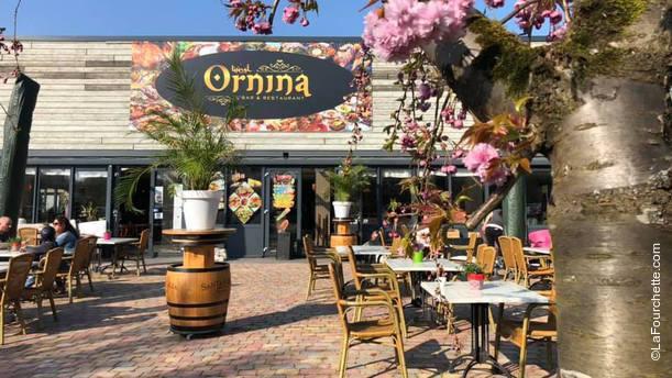 Syrisch Restaurant Ornina Terras
