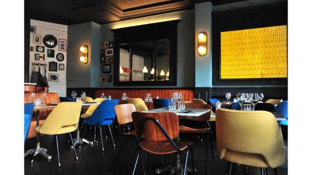 Flocco Salle du restaurant