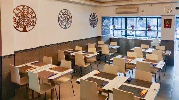 K-BOB - Restaurante Coreano Vista da sala