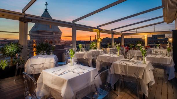La Griffe Restaurant a Roma - Menu, prezzi, immagini, recensioni e ...