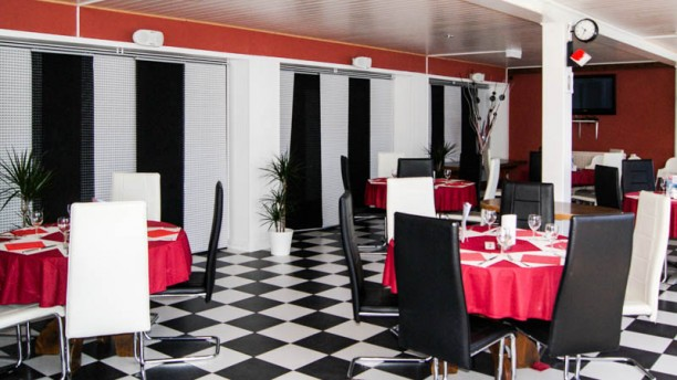 Restaurant du Débarcadère Apreçu de la salle