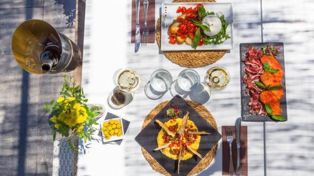Mamarosa Beach Sugerencia del chef