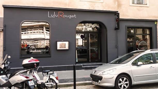 LuluRouget Façade